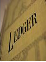 Ledger Book  Picture